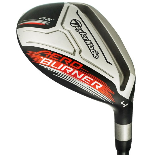 "TAYLORMADE AEROBURNER RESCUE"" ON SALE 40%OFF """