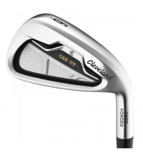 CLEVELAND 588 TT GRAPHITE IRONS GREAT OFFER 50%0ff