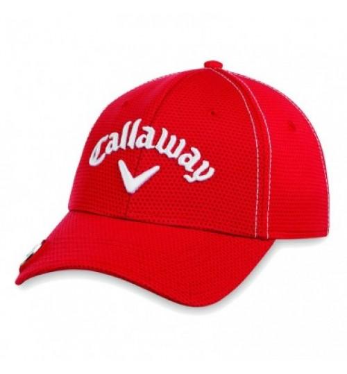 CALLAWAY GOLF STICH CAP WITH MAGNET BALL MARKER