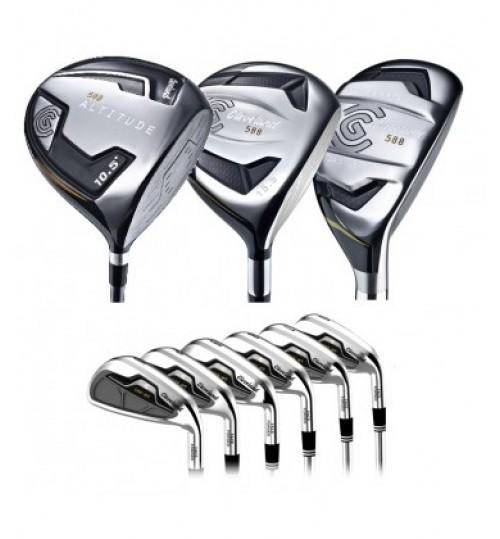 CLEVELAND 588 GRAPHITE  FULL SET OFFER