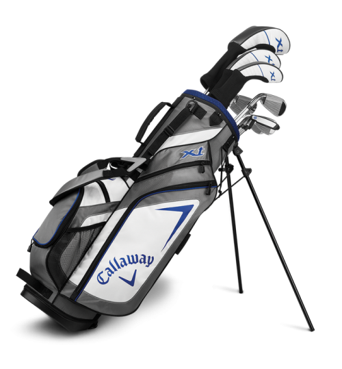 CALLAWAY XT 10-PIECE TEEN SET