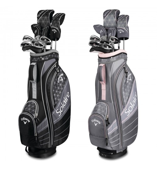 CALLAWAY SOLAIRE WOMEN'S 2018 GRAPHITE COMPLETE SET OFFER