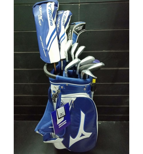 MIZUNO JPX 900 GRAPHITE COMPLETE GOLF SET OFFER
