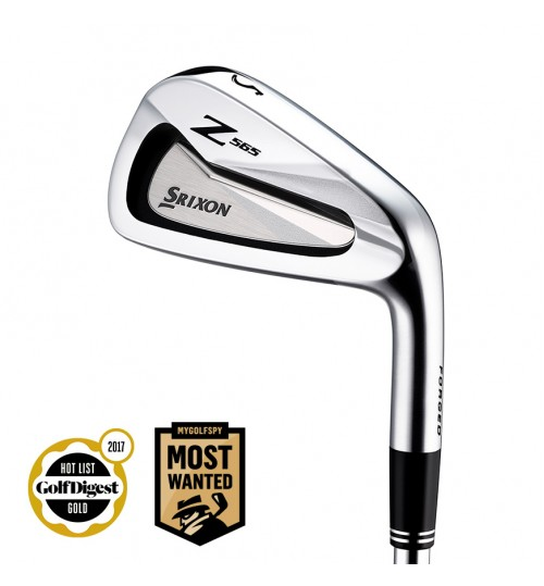 "SRIXON Z 565 FORGED CAVITY IRONS ""EXCLUSIVE OFFER"""
