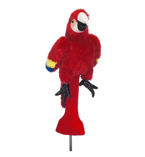 PARROT GOLF CLUB HEAD COVERS