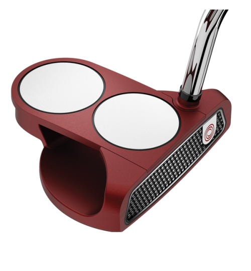 ODYSSEY O-WORKS RED 2-BALL PUTTER 2018