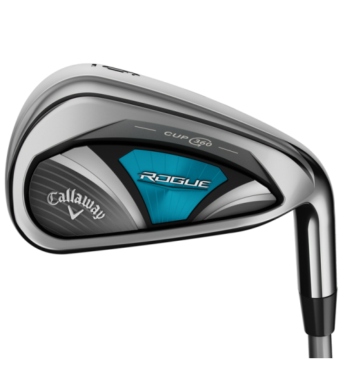 WOMEN'S ROGUE GRAPHITE IRONS 5-SW