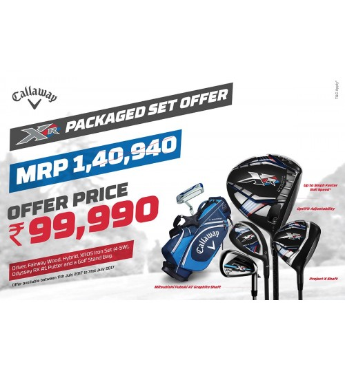 CALLAWAY XR 2015 COMPLETE SET OFFER