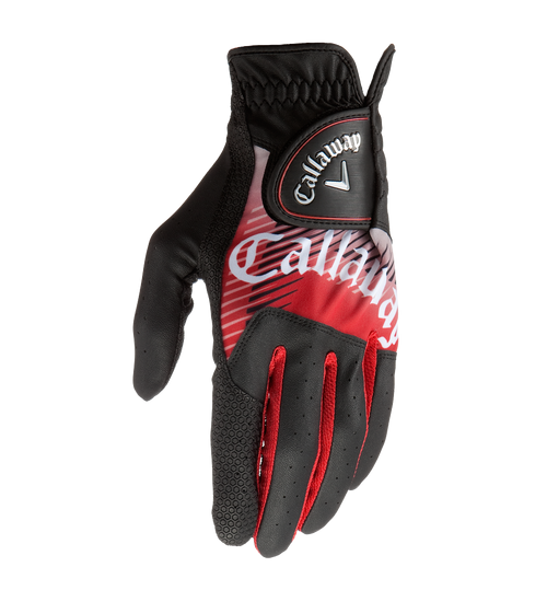 CALLAWAY GRAPHIC DESIGN GLOVE