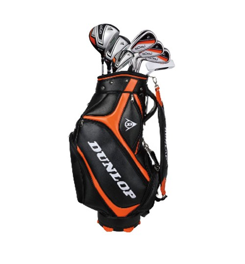 DUNLOP LOCO GRAPHITE GOLF SET