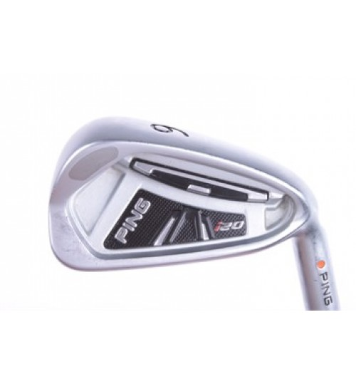 PING I20 STEEL IRONS 5 - PW & AW