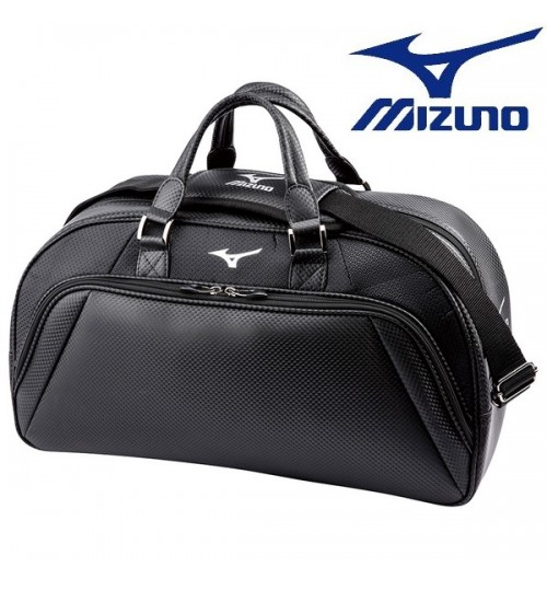 MIZUNO EX LIGHT BOSTON BAG - BLACK