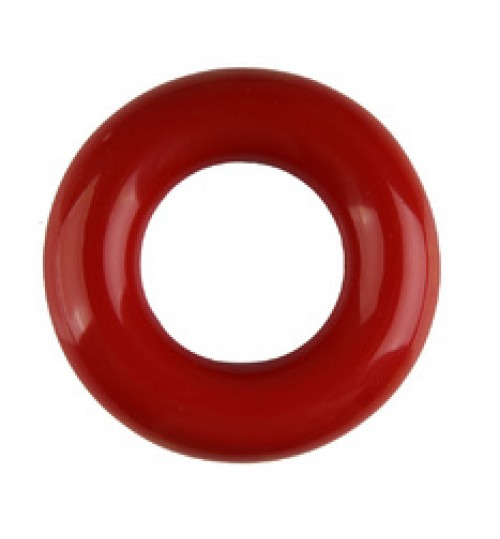 Red Round Weight Power Swing Ring for Golf Clubs Warm up