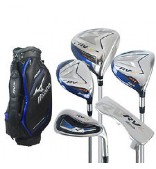 MIZUNO T-ZOID RV 5 2018 NEW GRAPHITE GOLF SET