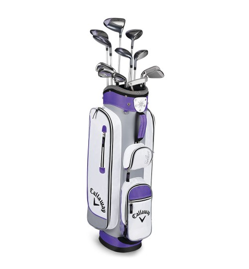 CALLAWAY SOLAIRE 13-PIECE GOLF SET