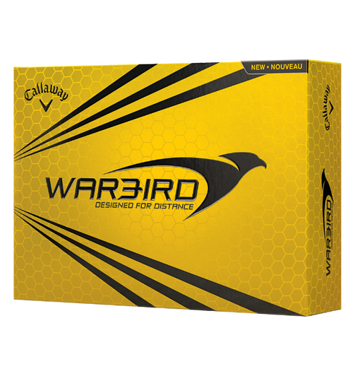 CALLAWAY WARBIRD GOLF BALLS OFFER BUY 3 & GET 1 FREE